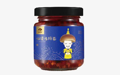 百菇宴油浸牛肝菌