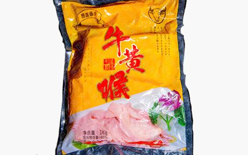 唇留香极品牛黄喉1kg