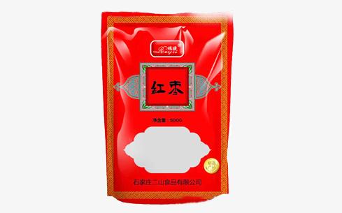 瑞捷红枣500g
