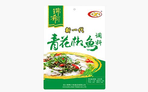 锦希新一代青花椒鱼调料235g