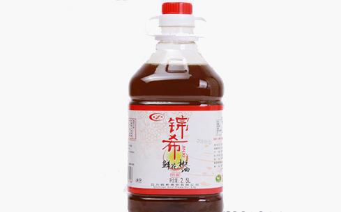 锦希鲜花椒油特麻2.5L