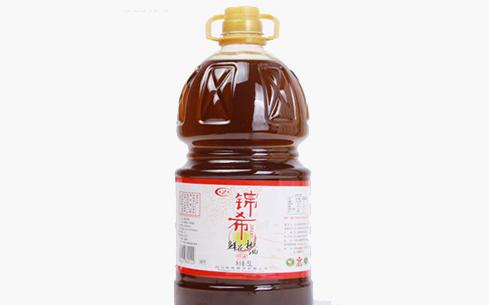 锦希鲜花椒油特麻5L