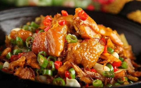麻辣香锅鸡