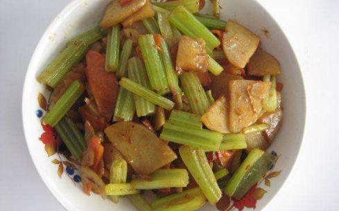 芹菜洋芋片