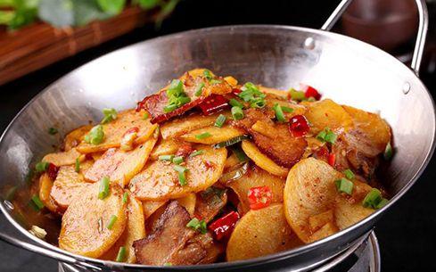 上海干锅土豆片培训