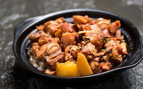 上海黄焖鸡米饭培训