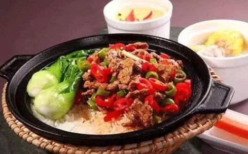 西安锅巴米饭培训