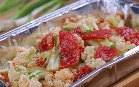 锡纸米饭培训