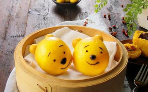 北京果蔬卡通馒头培训班