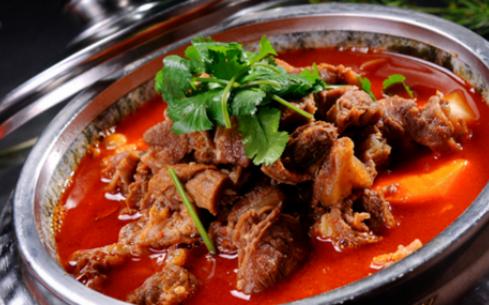 红焖羊肉火锅培训
