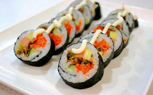 北京紫菜包饭培训班