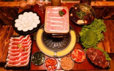 韩国烤肉培训