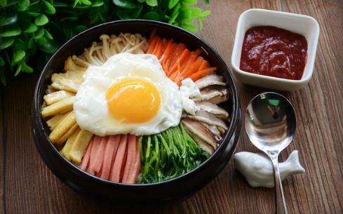 西安韩式石锅拌饭培训班