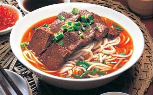 西安津市牛肉粉培训班