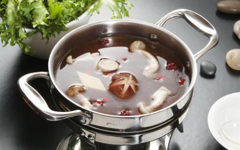 菌汤锅培训