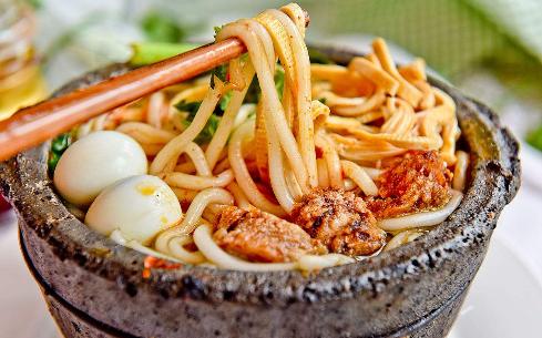 西安砂锅土豆粉培训班