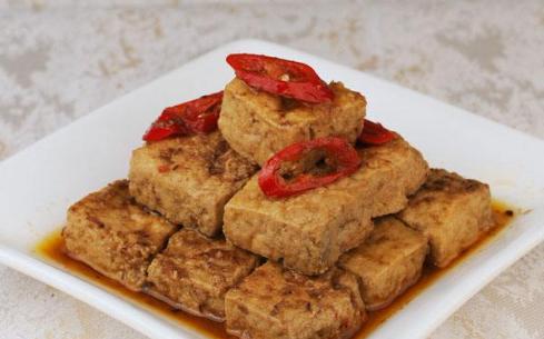 臭豆腐培训