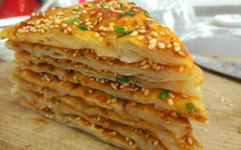土家酱香饼培训