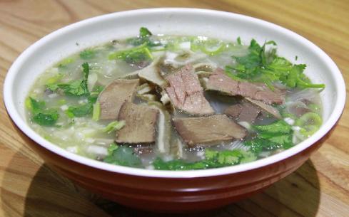 淮南牛肉汤培训