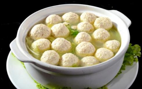 豆腐圆子培训