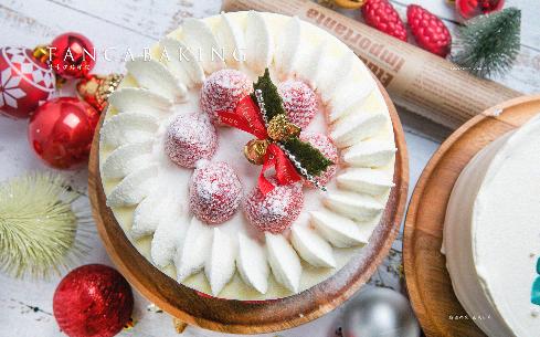 奶油裱花蛋糕培训