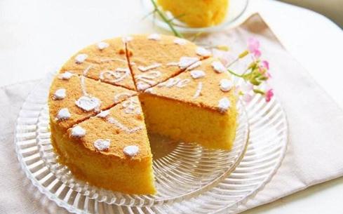 海绵蛋糕培训