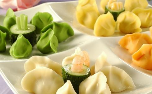 水饺蒸饺煎饺