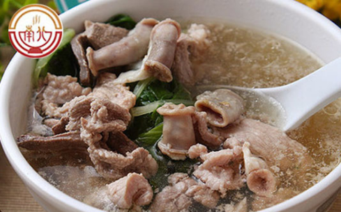 猪杂汤饭培训