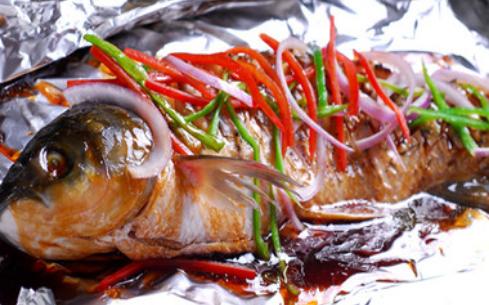 锡纸烤鱼培训