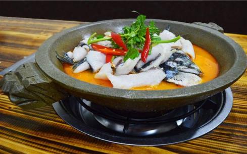 石锅鱼的培训
