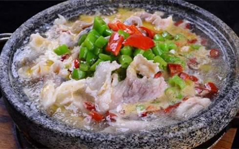 石锅鱼培训