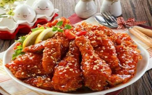 韩式炸鸡培训