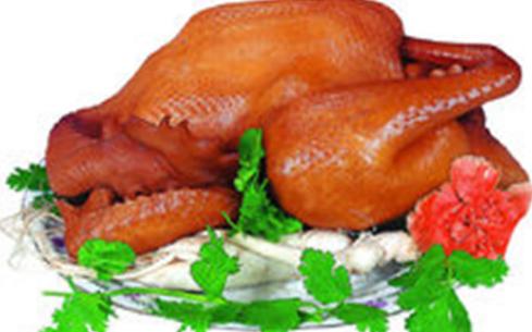 卤煮鸡培训