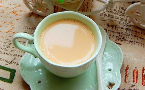 焦糖奶茶培训