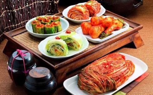 韩国泡菜培训