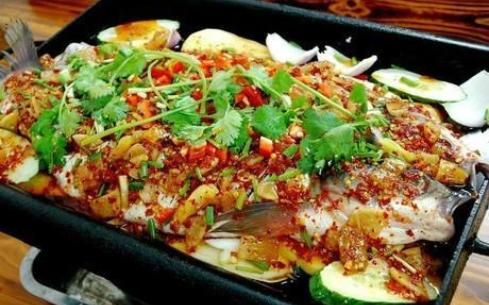 重庆烤活鱼培训