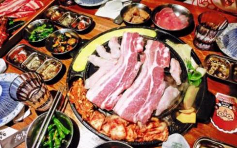 韩式烤肉培训