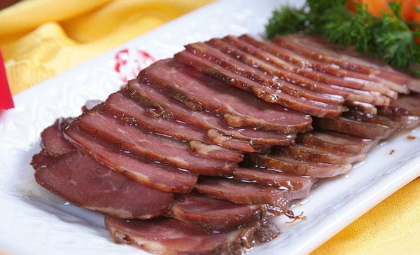 卤水牛肉培训