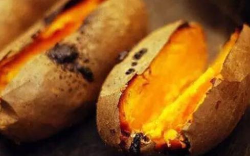最受消费者喜欢的街头小吃,烤红薯培训学校就找它