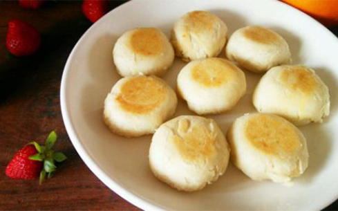 中华传统美食绿豆饼哪里可以学,南京可以学吗