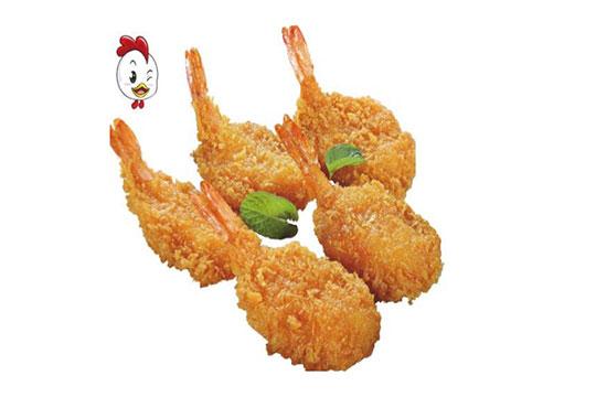 最高鸡密炸鸡