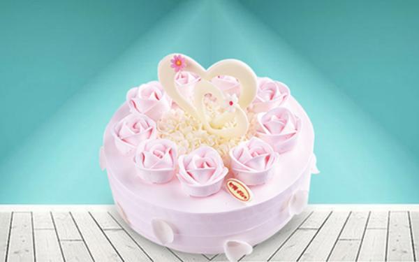 好运来蛋糕