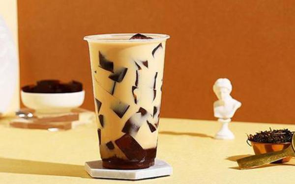 波士利奶茶