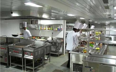 当想包下一个厨房时,该和老板怎么谈?
