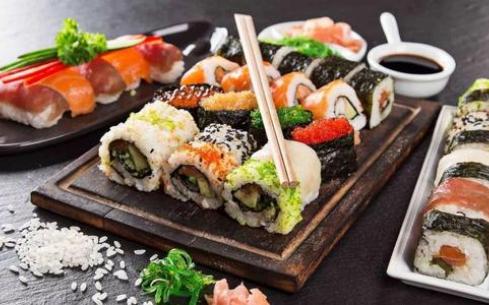 加盟花样寿司有发展前景吗?低成本低风险的好项目