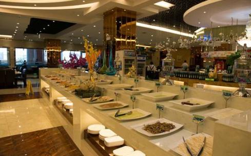 韩滏缘自助餐厅:将美食做到极致