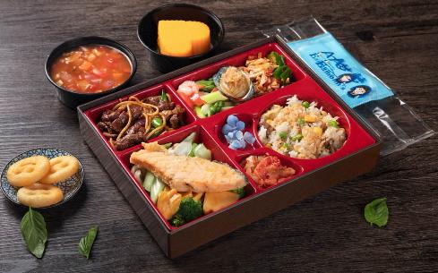 特色快餐——味百咖喱中式快餐