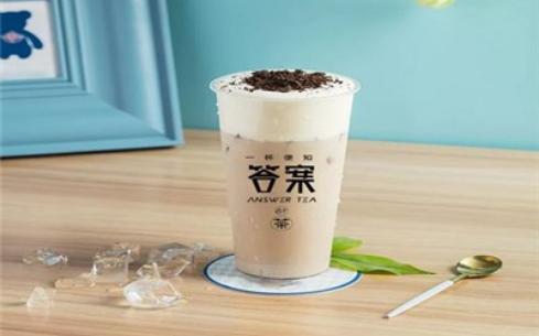 选择奶茶加盟品牌应该看哪几个方面?
