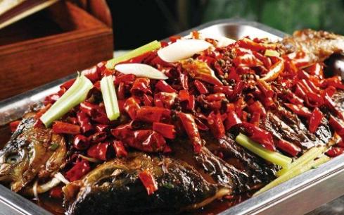 江湖渔派烤鱼品牌店,烤鱼加盟不二选择