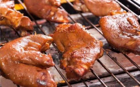 哈尔滨烤猪蹄培训哪里味道好?